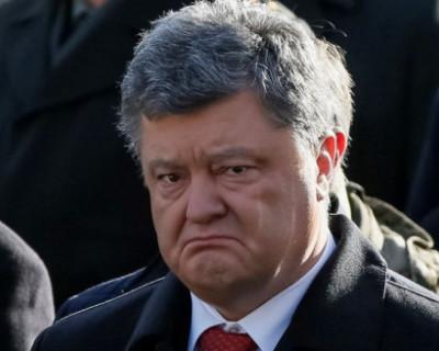 Киевский суд хочет посадить Порошенко