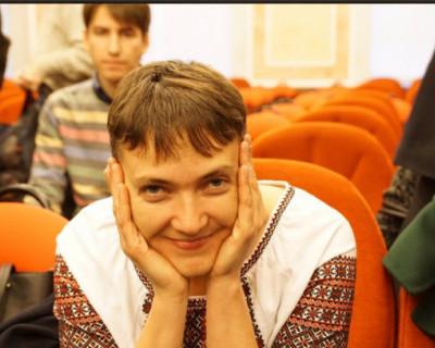 Савченко триумфально вернулась в Раду (ФОТО)