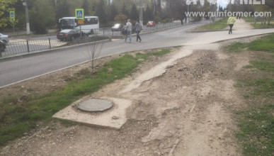 Подрядчики устранят дефекты на севастопольских дорогах, но не на всех?
