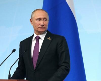 Путин впервые прокомментировал выборы на Украине