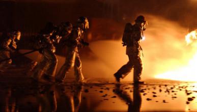 В Севастополе огнеборцы спасли ребёнка из задымлённой квартиры