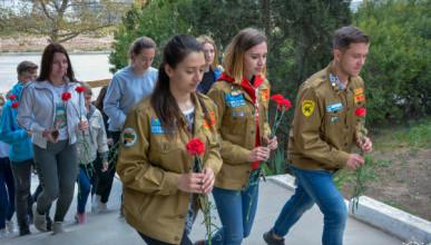 Студотряды Севастополя провели серию выездных десантов (ФОТО)