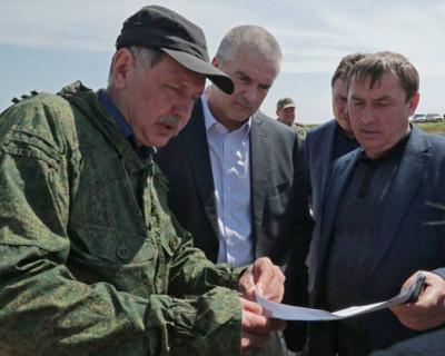 В Крыму обсудили строительство станции нейтрализации кислых стоков