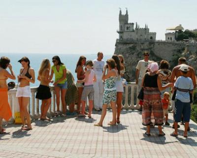 Крым ждет 7 миллионов туристов