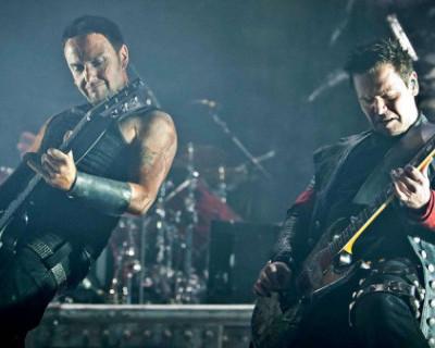 Rammstein презентовали скандальный видеоклип Radio