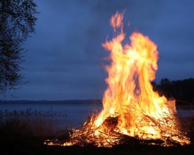 У россиян начнут изымать землю за нарушение пожарной безопасности
