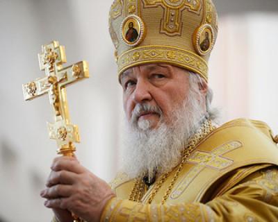 Глава Русской православной церкви напомнил верующим о значении Пасхи