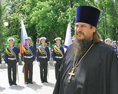 Благочинный Севастопольского церковного округа поздравил со Светлым Христовым Воскресением