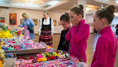 Пасхальные узоры в Севастополе (ФОТО)