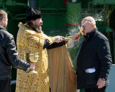 Священник и его жена подрались с женщиной на Пасху