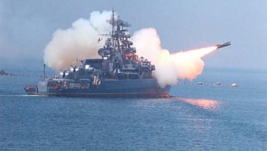 В Севастополе узнали подробности тарана американского корабля