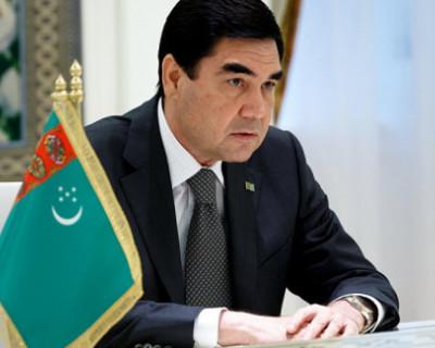 Президент Туркмении зачитал рэп про коня (ВИДЕО)