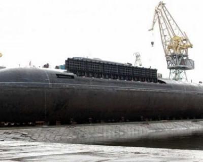 Самая большая субмарина в мире появилась в России (ВИДЕО)