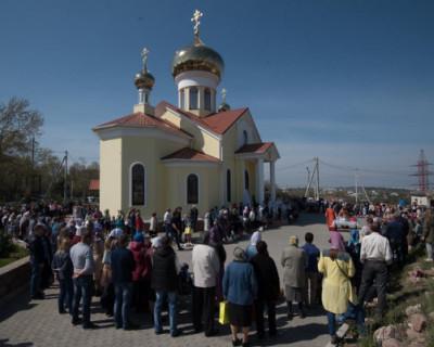 Севастопольские меценаты подарили православному храму икону