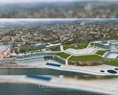 Каким будет культурно-парковый комплекс на мысе Хрустальный