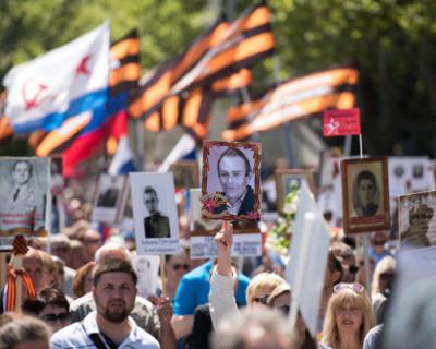 Портреты героев войны пронесут по улицам Севастополя (ВИДЕО)