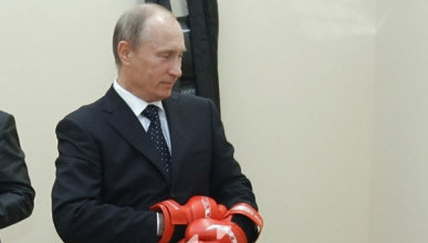 Путин сделал ход конем