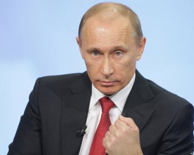 Владимир Путин нанёс смертельный удар по мобилизации Украины!