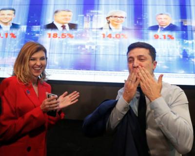 Жена новоизбранного президента Украины Владимира Зеленского купила со скидкой пентхаус в Крыму