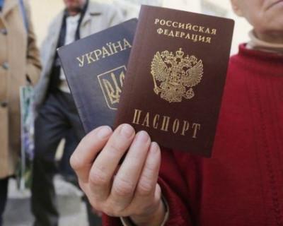 Путин подписал новый Указ о предоставлении гражданства украинцам