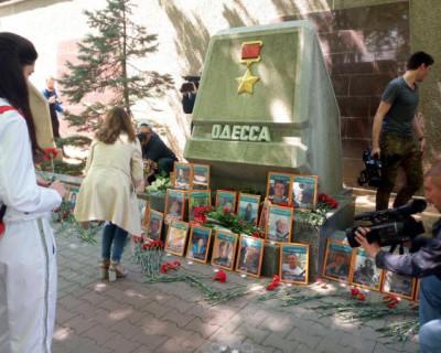 2 мая исполнилось пять лет со дня «Одесской Хатыни»