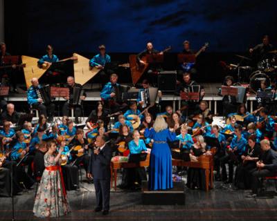 Большой праздничный концерт в Севастополе