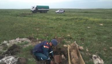 В Крыму прогремел взрыв