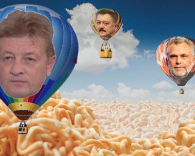 Рейтинг доходов самых богатых севастопольских депутатов в «Дошираках»