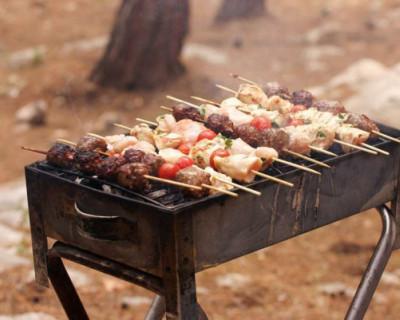 Всё лучшее, что можно приготовить севастопольцам в майские праздники на мангале