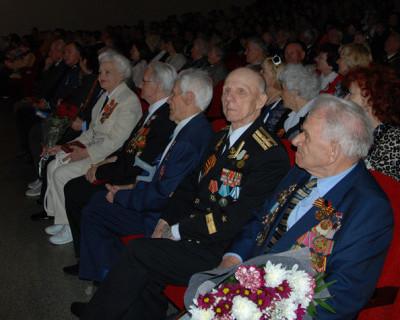 В Севастополе состоялась встреча поколений (ФОТО)