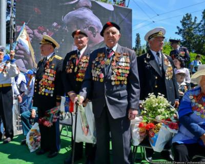 Ветеран войны получил квартиру к юбилею освобождения Севастополя