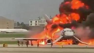 Что уберегло большую часть пассажиров сгоревшего «Суперджета»