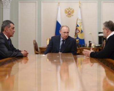 Алексей Чалый пошел на мировую с врио губернатора Сергеем Меняйло