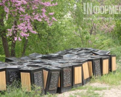 Фоторепортаж «ИНФОРМЕРа»: в Севастополе обнаружено кладбище урн