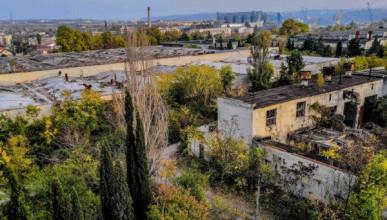 Бывший завод «Парус» станет торговым центром