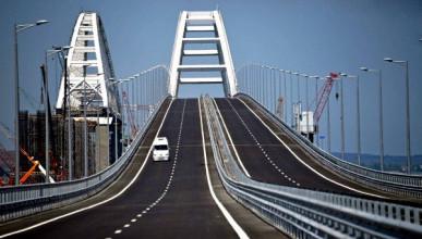 Украинцы заврались о Крымском мосте