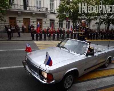 В Севастополе к параду в честь Дня Победы готовы!