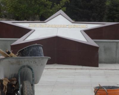 Как выглядит парк Победы в Севастополе за один день до праздника 9 мая (ФОТОРЕПОРТАЖ)
