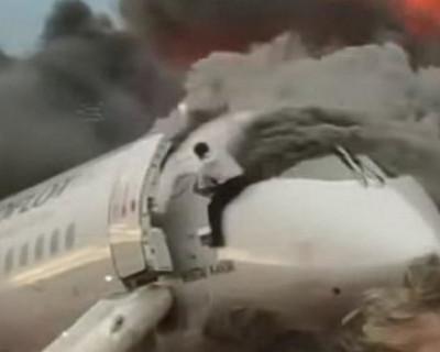 Полная хронология авиакатастрофы в Шереметьево