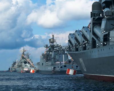 Командующим Черноморским флотом назначен вице-адмирал Игорь Осипов