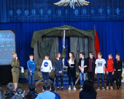 Наследники Победы в Севастополе (ФОТО)