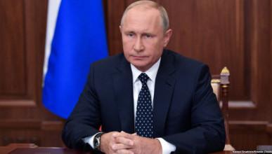 Владимир Путин поздравил севастопольцев с Днем Победы