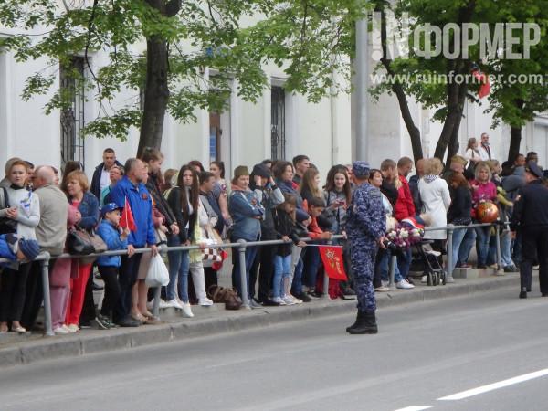 9 мая парад Нахимова