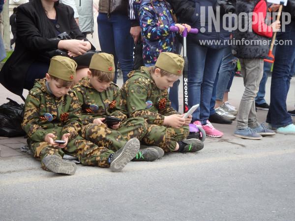 парад 9 мая в Севастополе