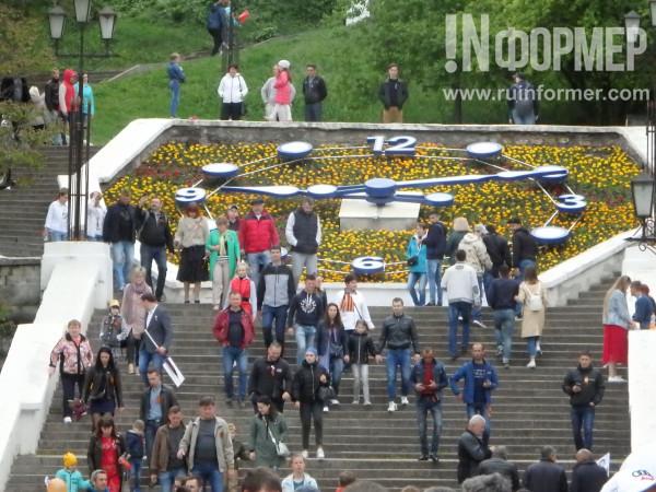 севастопольский парад