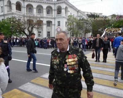 Фоторепортаж «ИНФОРМЕРа»: лучшие кадры Дня Победы в Севастополе
