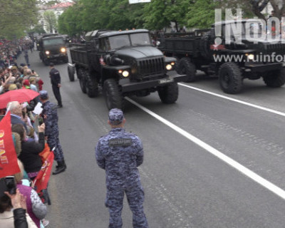 Севастополь отмечает День Победы (ФОТО, ВИДЕО)
