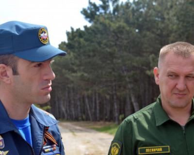 Спасатели Севастополя разъяснили дачникам, что им необходимо делать