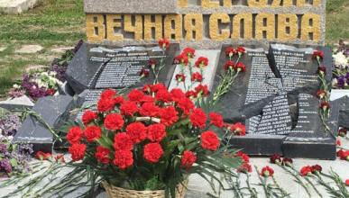 В окрестностях Севастополя вандалы разбили памятник советским воинам (ВИДЕО)