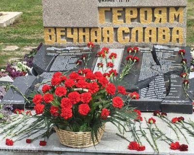 В окрестностях Севастополя вандалы разбили памятник советским воинам